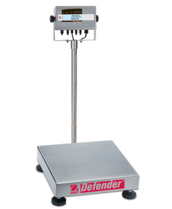 Ohaus-Defender-5000-Stainless-Steel-Series-Bench-Scale15