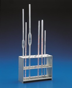 Pipette stand, vertical - 2
